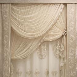 Кружевные шторы в интерьере (фото), выбор кружевных штор - Штора на Дом